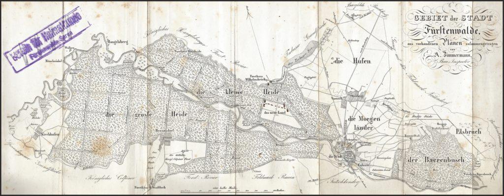 1920-fuerstenwalde-Grenzen-Goltz