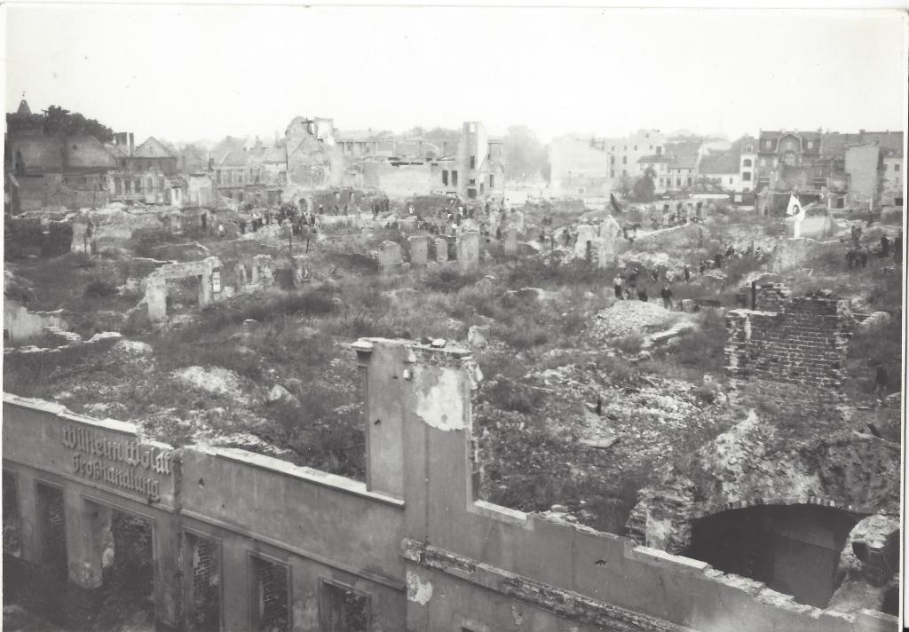 Ende des 2. Weltkriegs