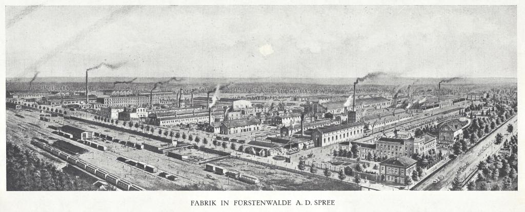 """Pintsch-Werke beschäftigen 3000 """"Fremdarbeiter"""" und 400 Kriegsgefangene"""