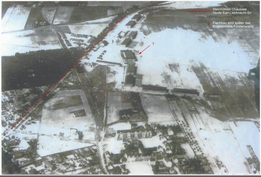 Errichtung und Einweihung des Lagers für die RAD-Abteilung 4/83