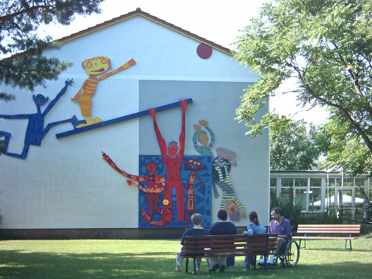 Eröffnung Burgdorfschule 2003